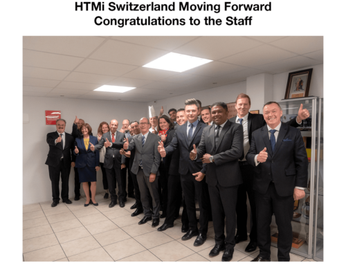 HTMi Switzerland Moving Forward – Congratulations to the Staff