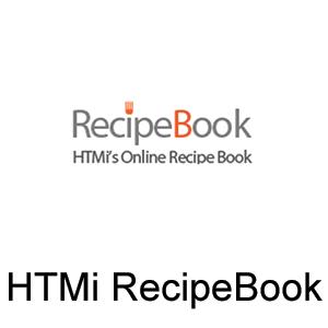 HTMi RecipeBook