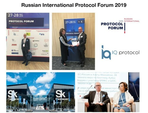New Release – Russian International Protocol Forum 2019