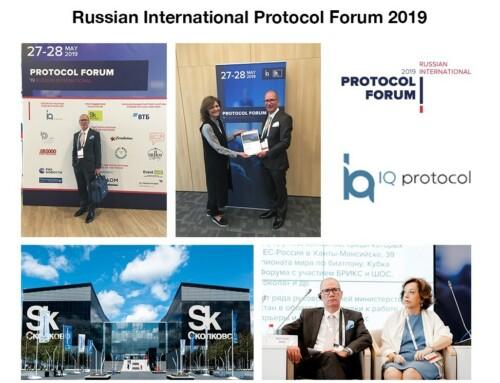 New Release – Russian International Protocol Forum 2019