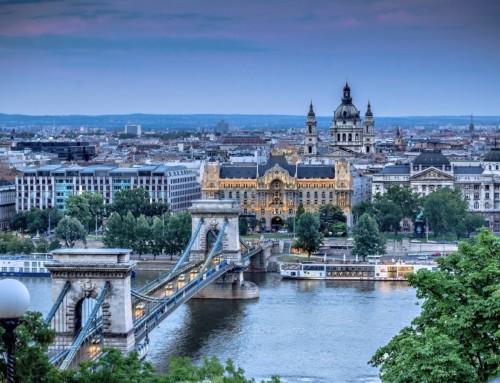HTMi Alumni Reunion in Budapest